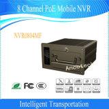 Ponto de entrada NVR móvel da canaleta de Dahua 8 para o carro/barramento/trem/metro (NVR0804MF)