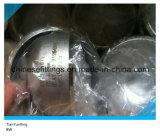 ANSI B16.9 Kappen van het Roestvrij staal van de Montage van de Pijp de Naadloze