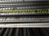 HRB400, ASTM A706 G420, JIS SD390, BS G460, Misvormde Rebar van Fe van N-F E400