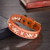 Westliches Punkart-Weinlese-Armband hergestellt Cowmade vom heißen Verkauf