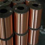 Fio folheado de cobre do fio de cobre CCS de fio de aço de fio de aço CCS