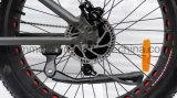 Harley 바닷가 함 뚱뚱한 타이어 26 인치 눈 산 전기 자전거