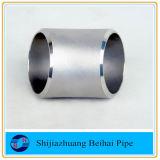 ステンレス鋼Sch80s Smls 45degの管付属品の肘
