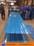 Chapa de acero galvanizado pre-pintado ondulado / PPGI