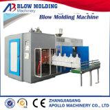 Máquina de molde plástica automática do sopro do tambor do óleo de lubrificação