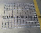 Gabion ha saldato il cestino/casella della rete metallica