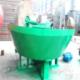 China Durable Wet Pan Mill para Gold Mining Plant