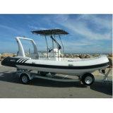 Aqualand 20feet 6.2m /Rib Motor Boat/Rigid Inflatable Boat (RIB620D)