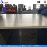 Ligne d'extrusion de panneau de PVC de mur/machine jumelle de boudineuse à vis