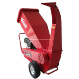Shredder 13HP Chipper de madeira com certificado do Ce