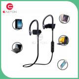 Trasduttore auricolare senza fili nero di Bluetooth di versione 4.2