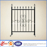 Residential conciso Safety Wrought Iron Fence (dhfence-26)