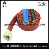 絶縁された管の袖