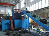 Kunde Waste Tire Recycling Machine Price für Sale