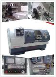 높은 정밀도 CNC 자동 금속 선반 벤치 선반 Cjk6150b-2/1250