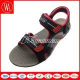 Sandálias da praia do beira-mar do verão, sandálias ocasionais das mulheres