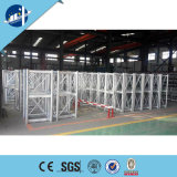 1.5t sondern Rahmen-Baumaterial-Hebevorrichtung für Aufbau aus