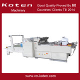Máquina de la corrección de la ventana del rectángulo de papel con la sola línea