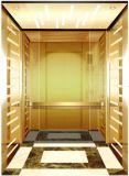 AC Vvvf Gearless de Lift van de Passagier van de Aandrijving zonder de Zaal van de Machine (rls-231)