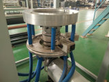 Máquinas de sopro da película fina do parafuso do LDPE do HDPE únicas (SJM-Z50-1-1300)