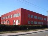 La struttura d'acciaio ha progettato il workshop (KXD-SSW1033)