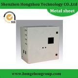 Fabricação de metal da folha para o gabinete do condicionador de ar
