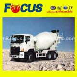 Ce&ISO Certified Truck Mixer con Hino Diesel Engine