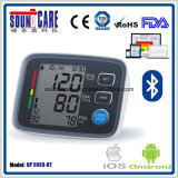 Bluetooth Digital oberer ArmSphygmomanometer (BP 80EH-BT)