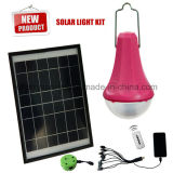 Fonte de energia solar Mini sistema solar solar Kit de luzes solares portáteis Carregador solar USB