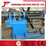 低価格の自動溶接の鋼鉄管機械