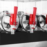 3つのタンクによってフリーズされる飲み物の廃油ぬかるみの作成機械スムージーメーカー110V