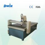 Eje de rotación de la alta precisión del CNC que hace publicidad del grabado 3axis y de la cortadora