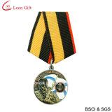 Antieke Silver Souvenir 3D Medal (LM1029)