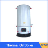 Carvão horizontal calefatores de petróleo térmicos despedidos