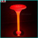 СИД освещая напольной мебель PE Polyethelene СИД загоранную мебелью