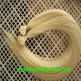 extensão brasileira do cabelo da ponta da fusão U de Unprocesed Kertain do Virgin 8A