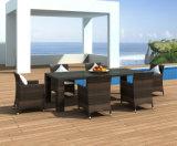 Rattan-Möbel-Rattan-Tisch-Stuhl-Set