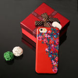 高品質Hard Case、iPhoneのためのConspicuous Excellent Red Phone Case 6/6 Plus