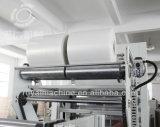 25bags por la máquina de pila de discos del envoltorio retractor del PE del encogimiento automático mínimo de la película