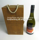 Wine PackagingのためのカスタムGift Wooden Box