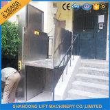 Elevación de sillón de ruedas hidráulica casera con Ce