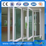 Алюминий внутренный & Опрокидывать-Поворачивает стеклянное окно (окно тента)