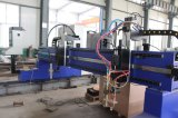Tipo máquina do pórtico de estaca do plasma do CNC para a placa de aço