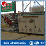 700-2200mm PP Máquina de processamento de plástico de camada única