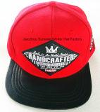 Casquillo bordado historieta popular del sombrero de la manera de la ciudad del casquillo de Hip-Hop del casquillo del deporte del sombrero de la historieta