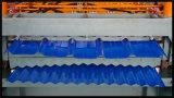 Dx populäres trapezoides Dach-Blatt, das Maschine herstellt