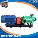 Pompe à haute pression horizontale lourde à plusieurs étages