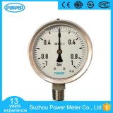 100mm Full Stainless Steel avec pression négative Hot Sale Manometer