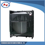 Sc25g610d2: Radiador de aluminio del agua para el motor diesel