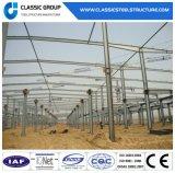 Vorfabrizierte Stahlkonstruktion-Werkstatt/Stahlrahmen-Lager